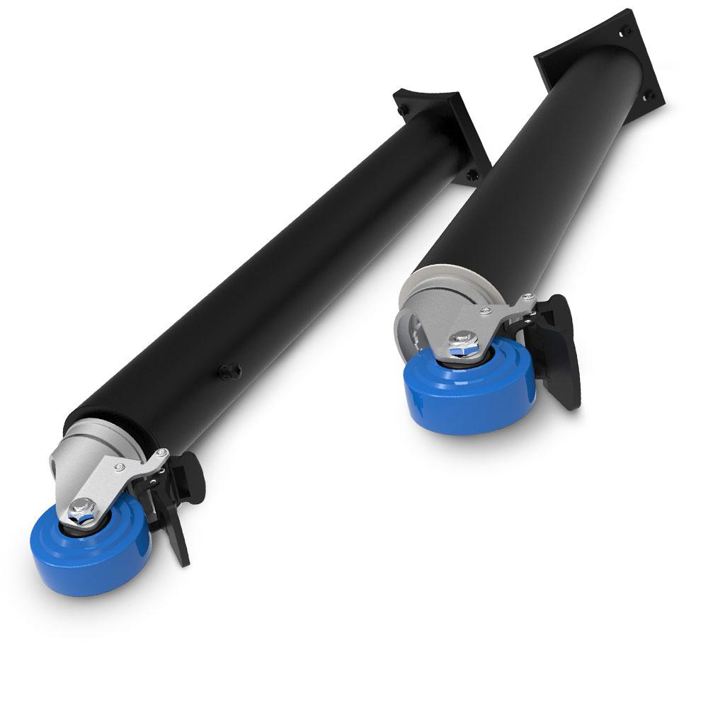 Ножки на колесиках для пеллетных и угольных грилей Broil King